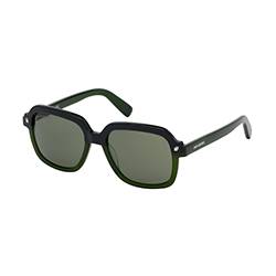 Find yourself on eyerim with Dsquared2 MILES DQ0304 98N Sunglasses in Green Colour