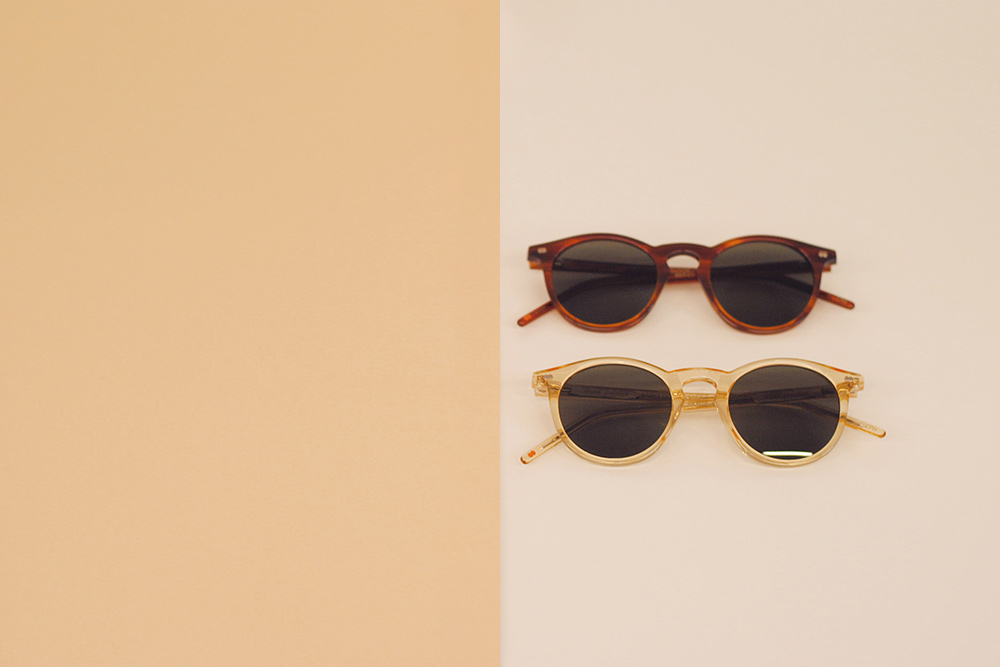 Hottest Summer Brand: Christopher Cloos Round Sunglasses