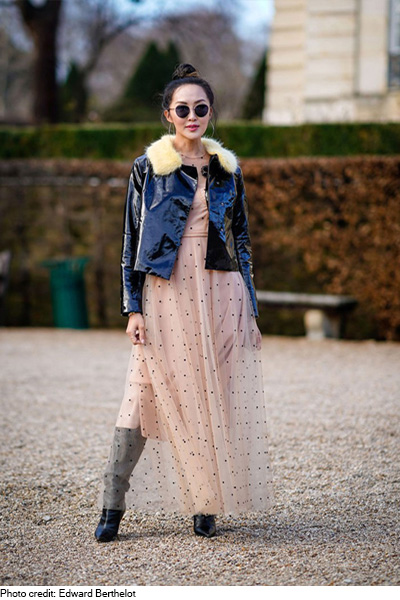 089d7b025 Top 9 street style looks of Fashion Week 2018: Paris, New York ...