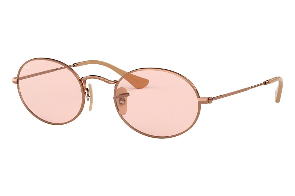sunglasses Ray-Ban Oval Evolve 2019 collection