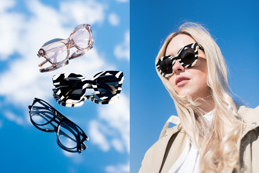 Eyerim´s bold frames = bold statement, do you agree?