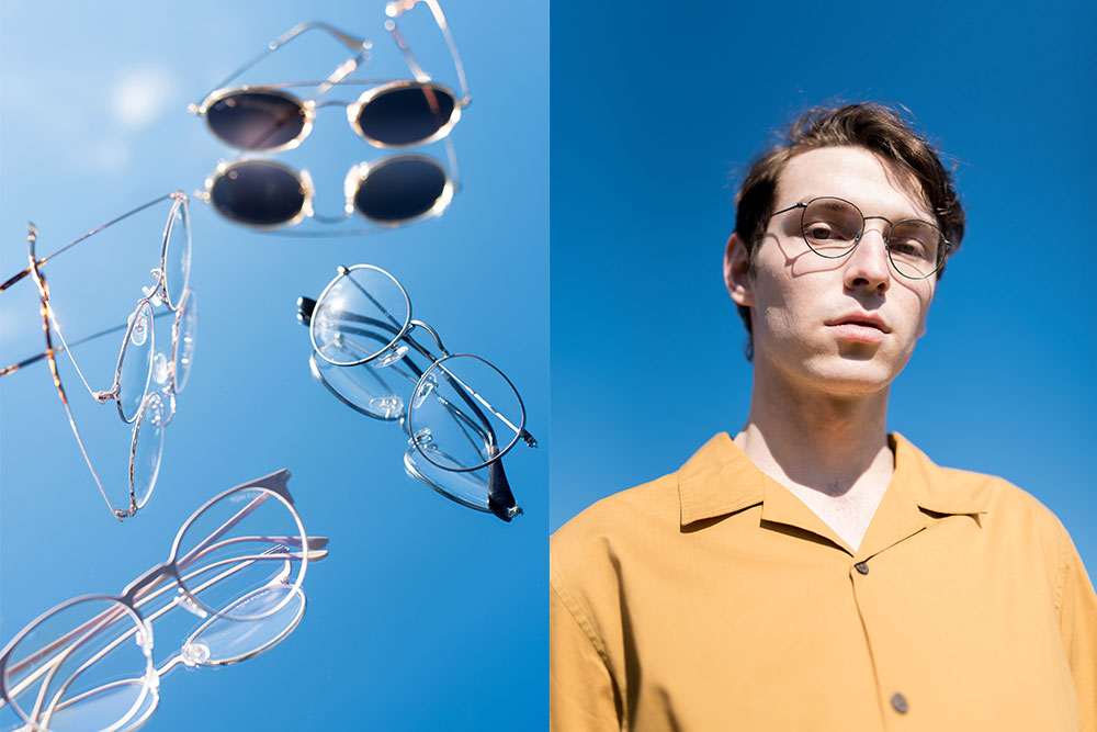 Steel frames are the eyerim´s timelessness you need to try