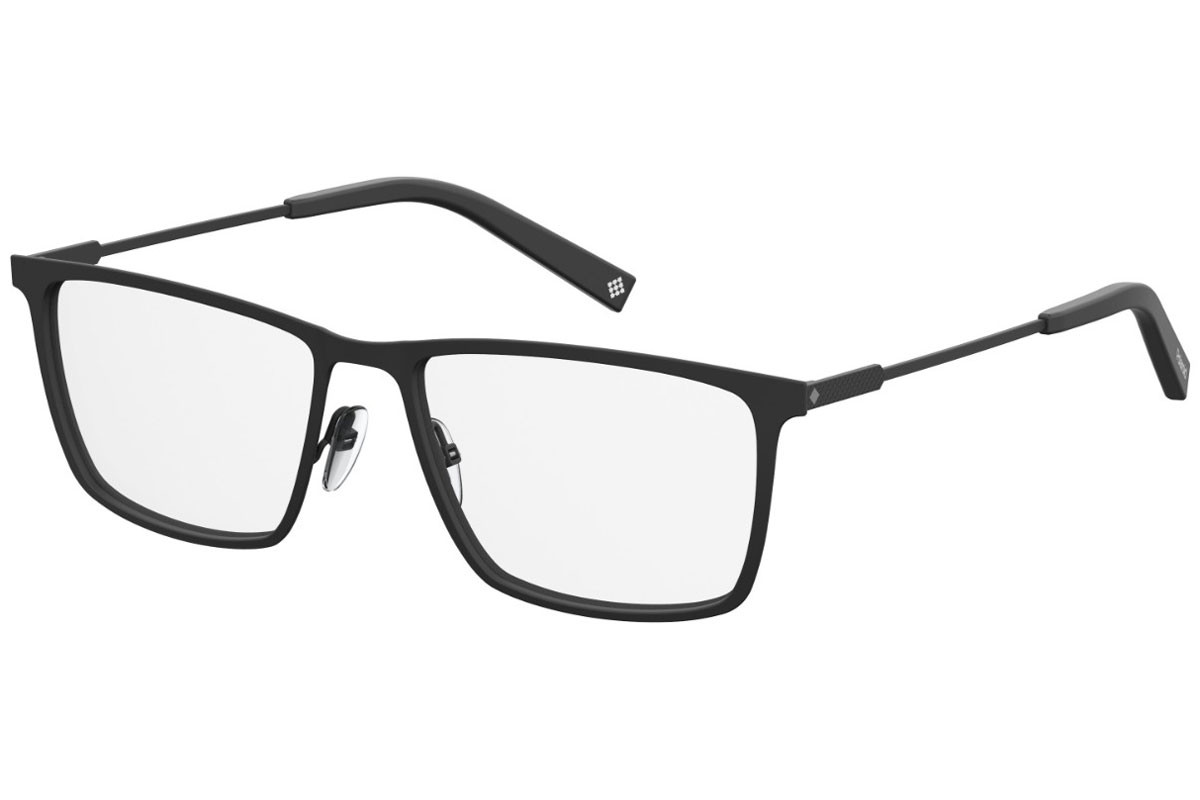 Polaroid 2019 eyewear collection, men's square prescription glasses