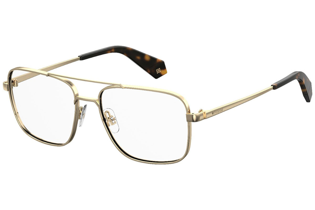 Polaroid 2019 eyewear collection, men's aviator prescription glasses