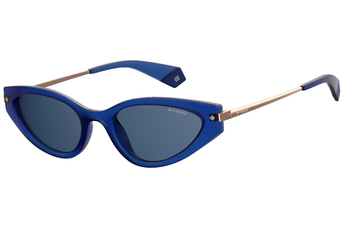 Polaroid 2019 eyewear collection, women's vintage cat-eye sunglasses