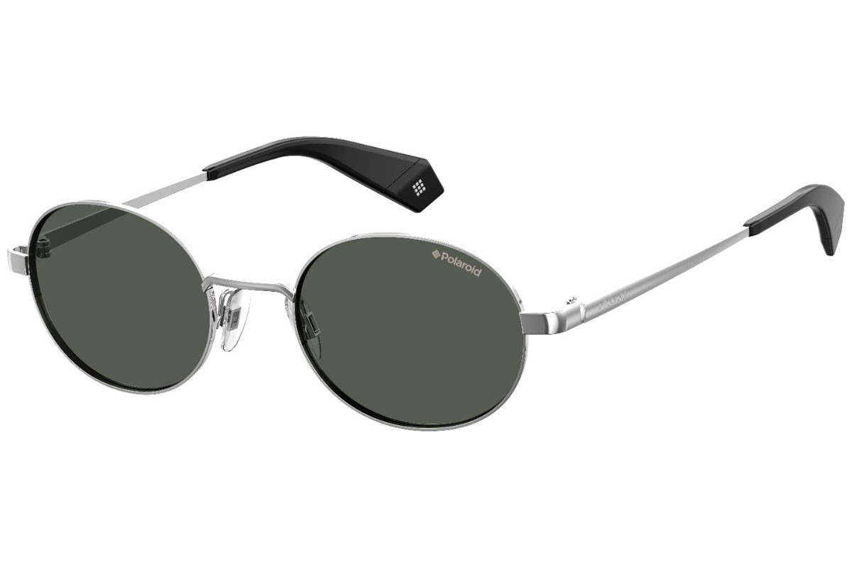 Polaroid 2019 eyewear collection, women's small round sunglasses