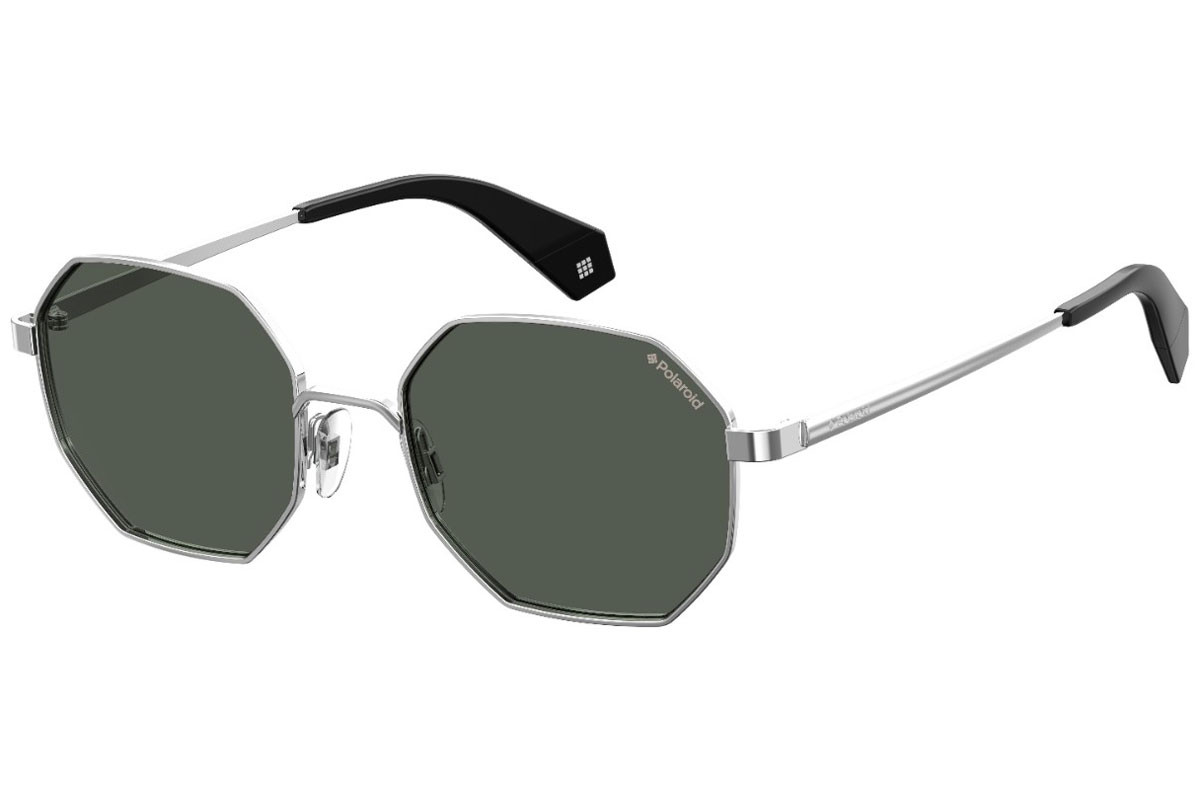 Polaroid 2019 eyewear collection, men's octangular sunglasses