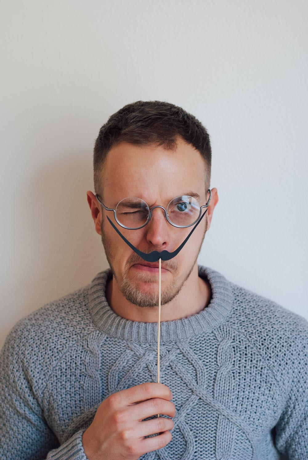 d1680bcc58 Best 5 Movember styling ideas  Glasses x Staches