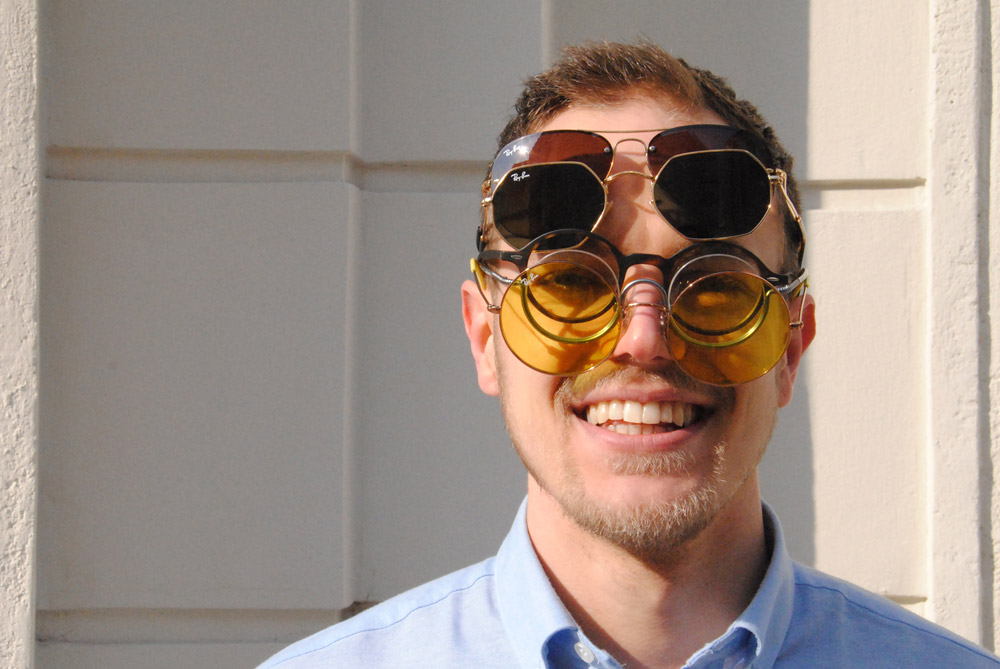 2727620935c Simple piece of eyewear can totally transform one s face. We all love a  good pair of shades when basking in the sun or neat specs whilst watching a  new Ryan ...